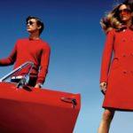 Reklámháború a nőkért: Kell valami piros!