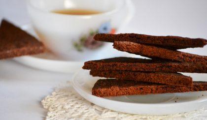 Istennő 30 perc alatt: ropogós-kakaós keksz