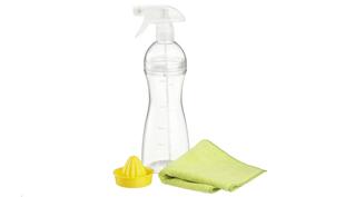 Praktikus spriccelő vegyszermentes takarításhoz