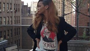 Így jár Rihanna – A rövidnadrág is lehet jó választás