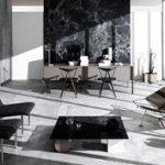 Fény, árnyék és bútorok az ötvenes évekből
