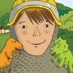 Berg Judit: Két kis dinó a középkorban