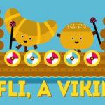 Levente Tani: Kifli, a viking (négy mese a cukrászdából)
