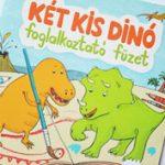 Foglalkoztatók gyerekeknek: Két kis dinó