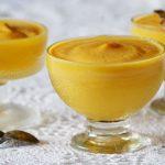 A legőszibb pohárkrém: Tejszínes sütőtök puding