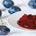 Gyömbéres-korianderes szilva chutney