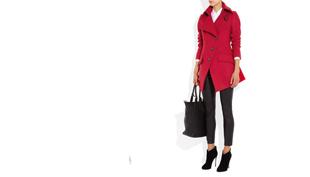 Minden idők legjobb piros kabátja