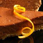 Cheesecake mánia: csokis-narancsos sajttorta