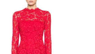 redlacedress