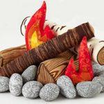 Őrülettel határos: plüss tűznél sütött plüss marshmallow
