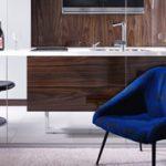 Luxuspanel: hálószoba elképesztő konyhai kilátással