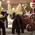 Karácsony: A porcukorhóban csokikarácsony