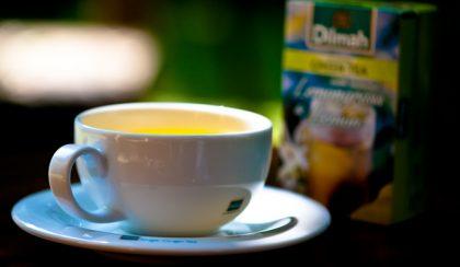 Cukor nélkül: zöld teák borongós estékre
