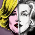 Norma Jeane Mortenson esete Marilyn Monroe-val