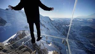 Egyszer az életben: Sétálj az égen a hegyek között