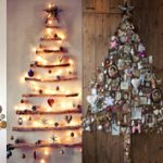 Karácsony: 21 szuper ötlet alternatív karácsnyfára