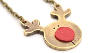 Karácsony: a legmókásabb karácsonyi nyaklánc