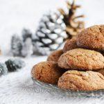 Narancsos-fahéjas-mézes karácsonyi sütikeksz