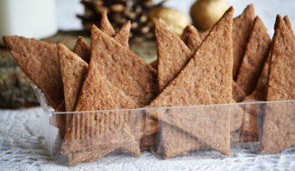 Házi pepparkakor avagy a karácsonyi ropogós keksz