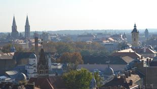 Három nap, három város: Szeged