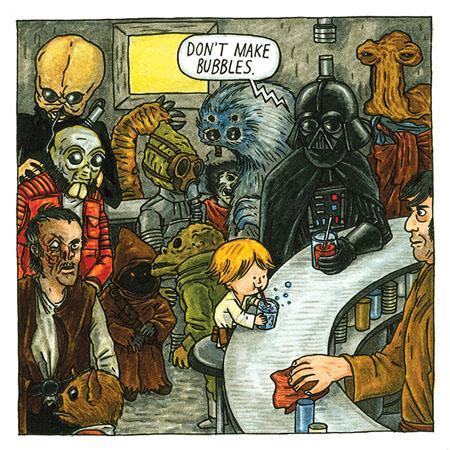 07 Darth Vader - Don't Make Bubbles