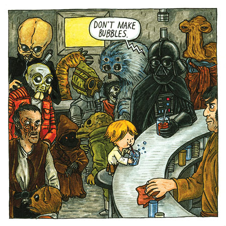 07 Darth Vader - Don't Make Bubbles