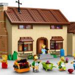 Homér legosítása, avagy a LEGO Simpson család