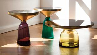 Asztal üvegből? Nem őrültség! – A legszebb bútor