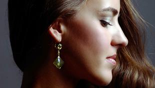 Koós Lili: ékszerben gyémánt, táncban tangó