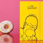 25: Simpson családos noteszek a Moleskine-től - Woo Hoo