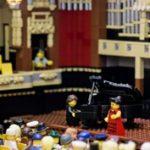 20.000 LEGO kockából megépült a Zeneakadémia