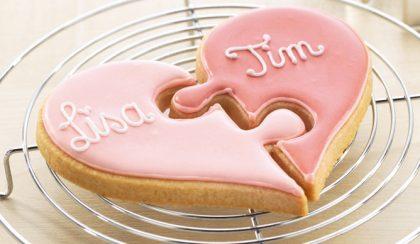 Édes szívem: Valentin-napi rózsaszín cukorság