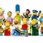 Minifigurák: 16 karakter A Simpson családból