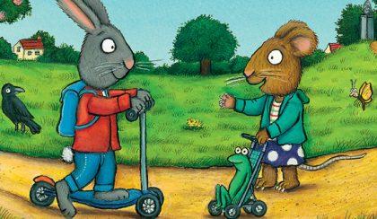 Pipp és Polli: A kis tócsa és A szuper roller