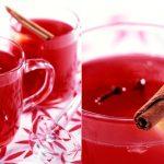 Karácsonyi hangulatban: vörösáfonya puncs