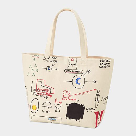 Tote_Uniqlo_Basquiat_Multi_Pattern