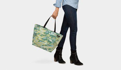 Mindennapi művészet: Warhol és Haring táskákon