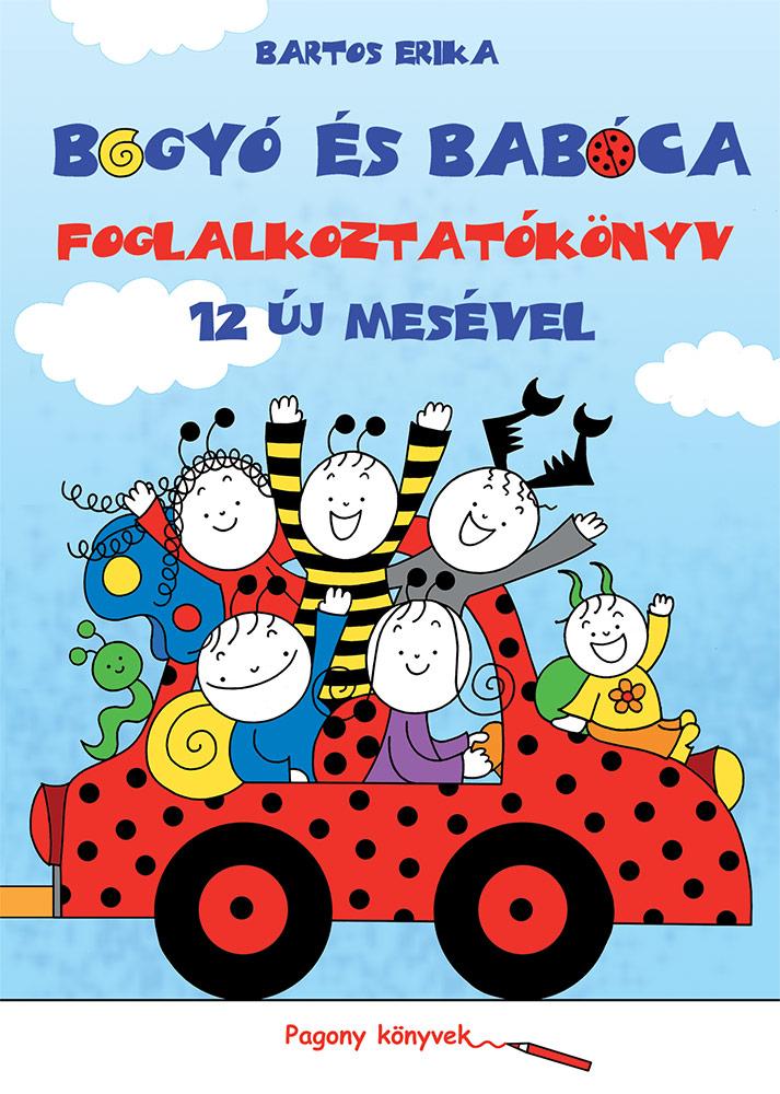 12 új mese a Bogyó és Babóca foglalkoztatókönyvben/Pagony