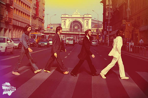 Beatles a Keletinél/Alternative Budapest - KoPé