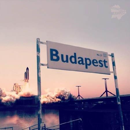 Rakétaindítás a Művészetek Palotájáról/Alternative Budapest - KoPé
