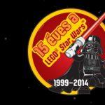15 éves a LEGO Star Wars - Az erő legyen veled!