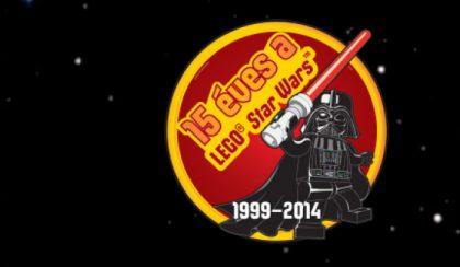 15 éves a LEGO Star Wars – Az erő legyen veled!
