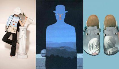 Múzeumból az utcára – Viselj Magritte festményt!
