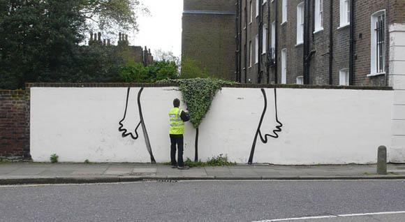 A nő 2 - Banksy/London, Nagy-Britannia