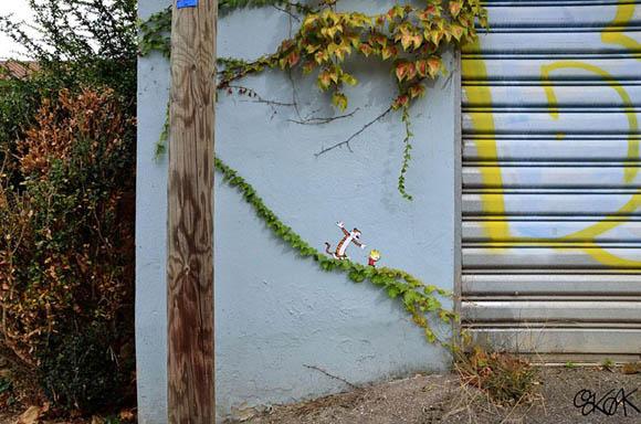 Calvin & Hobbes - OakOak/Franciaország