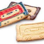 Forradalom a konyhába: kazetta és okostelefon süti