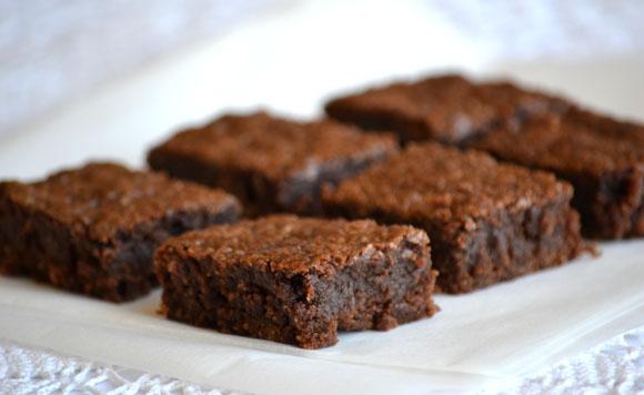 A legjobb csokis süti: brownie (Fotó: Myreille)