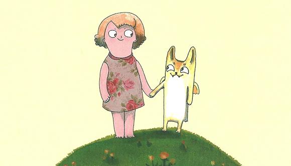 Tündérbodár és Devevér (Illusztrálta Glaser Katalin)