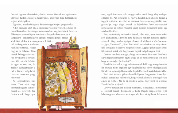 Domonyi Rita: Tündérbodár/Csimota gyerekkönyvkiadó