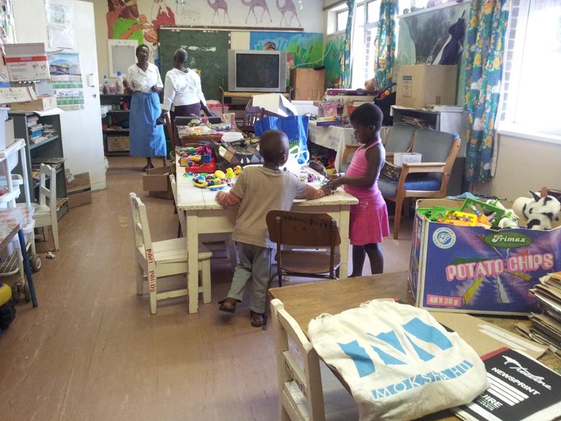 Harare Children Hospital, Onkológia, Zimbabwe (Fotó: Edit, 2014)